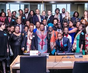 Global Diaspora week opening event at the European Parliament