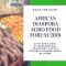 Save the date : African Diaspora Agro Food forum 2018