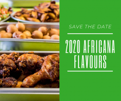 Africana Flavours 2020 : From Cape to Cairo; food and memories